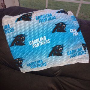 Carolina Panthers Valance NFL